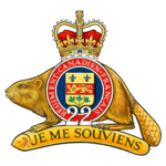 150px-Royal_22nd_Regiment_badge
